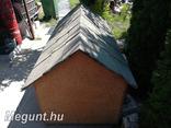 Kutya ház 2m x 80cm